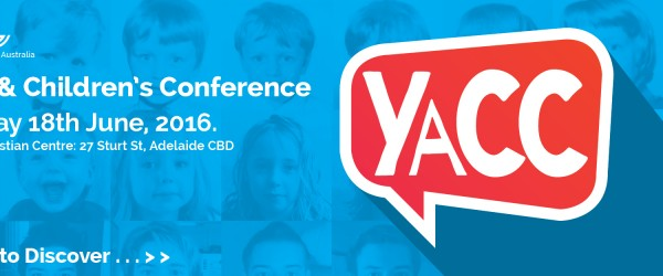 Youth & Children's Conference